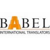 Babel International Translators